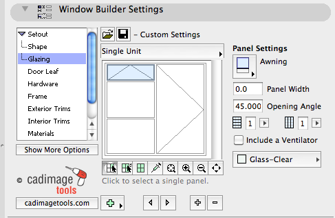 Cadimage blog opening doors and windows in 3d for 3d setup builder