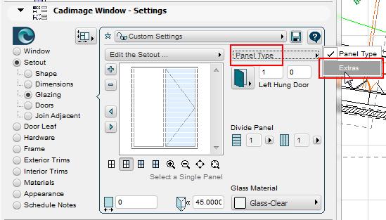 Cadimage Blog Door Opening Direction In The Window Tool