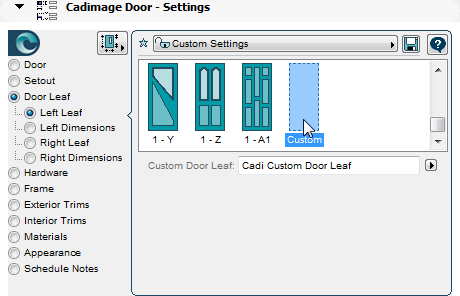 In ...  sc 1 st  Cadimage Blog - Cadimage Tools & Cadimage Blog » Custom Door Leaf